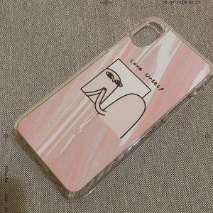 ヅ Free with $30 purchaseヅHard Iphone X Case 📲